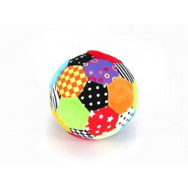 Мягкий мячик. Цветной звуковой