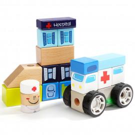 Звуковые блоки Больница