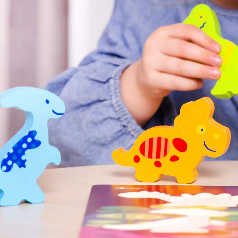 Вкладка 3D Динозавры