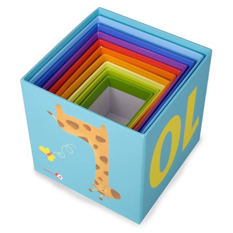 Кубики трансформер