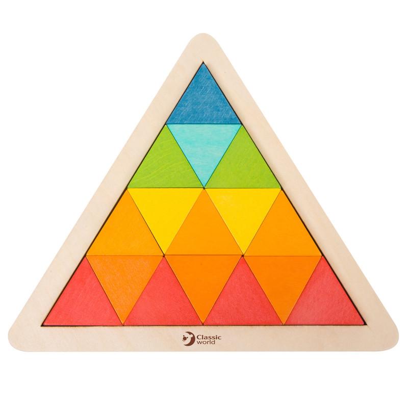 Трикутна мозаїка
