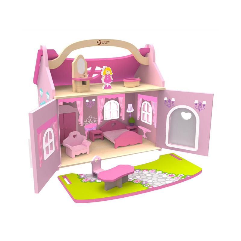 Домик маленькой принцессы