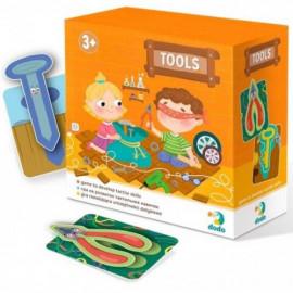 Тактильна игра Веселые инструменты