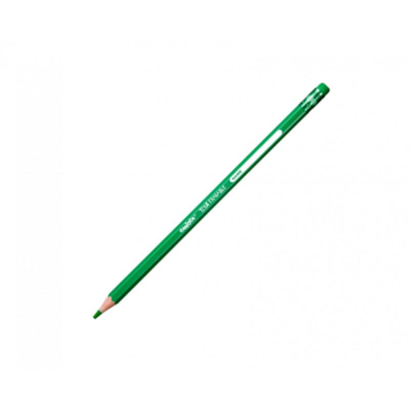 Карандаши TITA Erasable с резинкой 3мм 12цв.