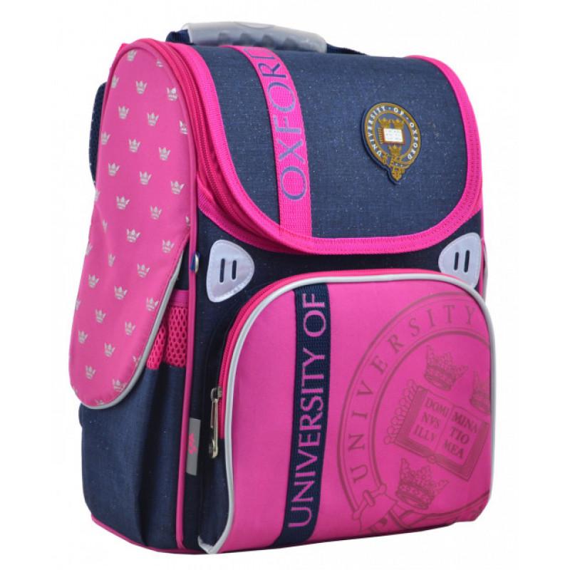 Рюкзак школьный каркасный YES H-11 Oxford