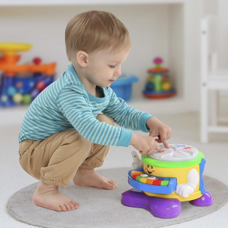 Развивающая игрушка - ВЕСЕЛЫЙ ОРКЕСТР